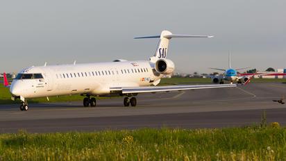 EC-MLC - SAS - Scandinavian Airlines Bombardier CRJ-1000NextGen