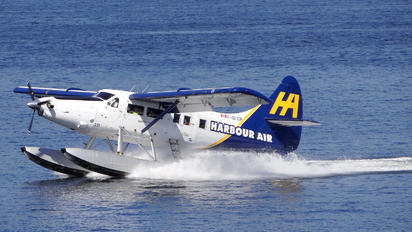 C-GLCP - Harbour Air de Havilland Canada DHC-3 Otter