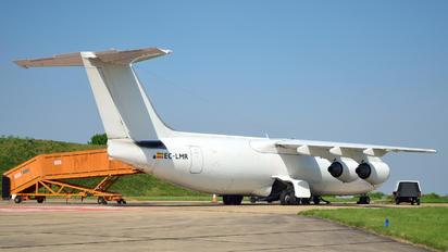 EC-LMR - ASL Airlines British Aerospace BAe 146-300/Avro RJ100