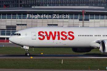 HB-JNC - Swiss Boeing 777-300ER