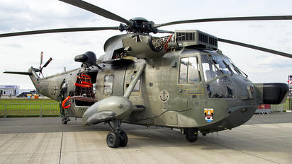 89+62 - Germany - Navy Westland Sea King Mk.41