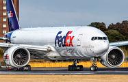 N880FD - FedEx Federal Express Boeing 777F aircraft