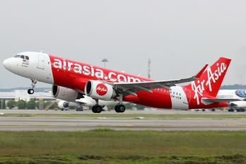 9M-AGW - AirAsia (Malaysia) Airbus A320 NEO