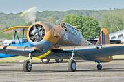 G-BJST - Private North American Harvard/Texan (AT-6, 16, SNJ series) aircraft