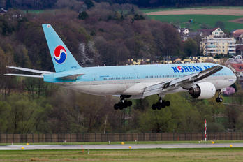 HL7531 - Korean Air Boeing 777-200ER