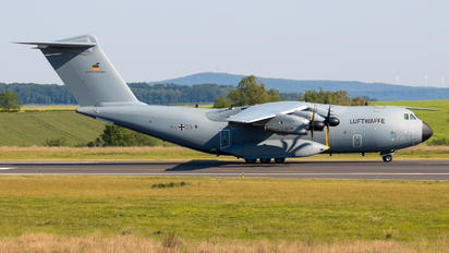 54+06 - Germany - Air Force Airbus A400M