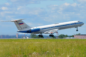 RA-65681 - Russia - Air Force Tupolev Tu-134A