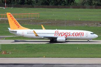 TC-CPB - Pegasus Boeing 737-800