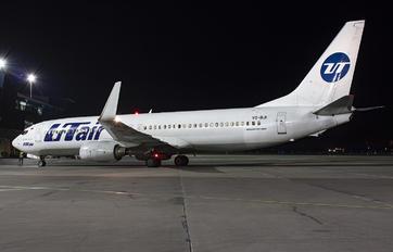 VQ-BJI - UTair Boeing 737-800