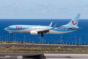 OO-TUV - TUI Airlines Belgium Boeing 737-800 aircraft