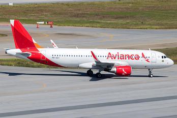 PR-OCY - Avianca Brasil Airbus A320