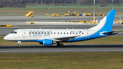 OE-LTK - People\'s Viennaline Embraer ERJ-170 (170-100)