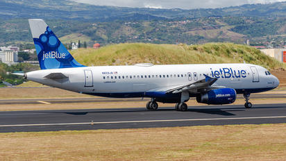 N659JB - JetBlue Airways Airbus A320
