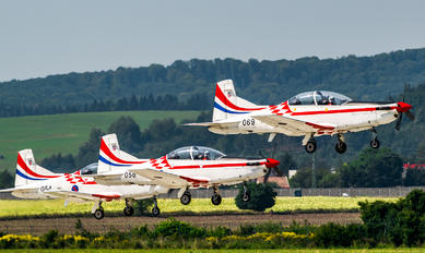 069 - Croatia - Air Force Pilatus PC-9M