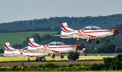 069 - Croatia - Air Force Pilatus PC-9M