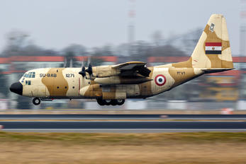 1271 - Egypt - Air Force Lockheed HC-130H Hercules