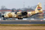 1271 - Egypt - Air Force Lockheed HC-130H Hercules aircraft
