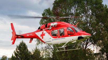 OM-ATU - Air Transport Europe Bell 429