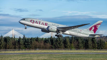 A7-BDC - Qatar Airways Boeing 787-8 Dreamliner