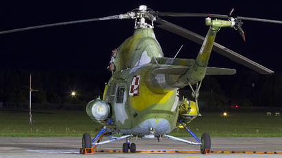 4510 - Poland - Air Force Mil Mi-2