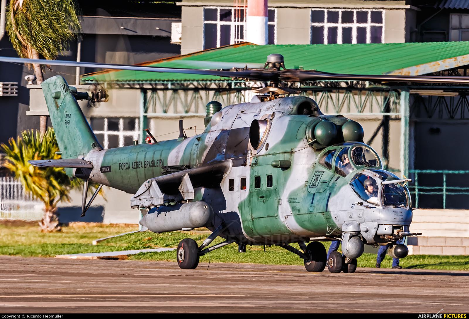 Brazil - Air Force 8961 aircraft at Campo Grande