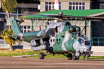 8961 - Brazil - Air Force Mil Mi-35 AH-2 Sabre