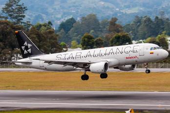 N454AV - Avianca Airbus A320