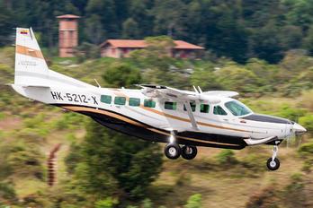 HK-5212-X - Private Cessna 208B Grand Caravan