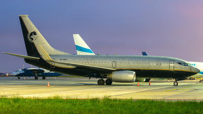 VP-BRT - Private Boeing 737-700 BBJ