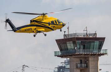 N746PB - Lahak Aviation Sikorsky S-76C