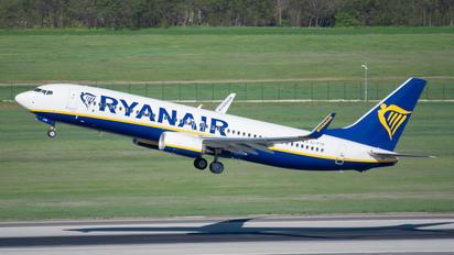 EI-FTP - Ryanair Boeing 737-800