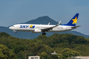 JA737J - Skymark Airlines Boeing 737-800