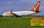 New Boeing 737-8 MAX for Corendon Airlines title=