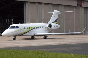 OE--HWM - Alpine Sky Jets Gulfstream Aerospace G280