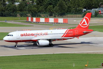 UR-AJC - Atlasglobal Airbus A320
