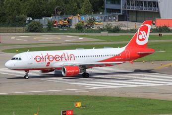 HB-IOP - Air Berlin - Belair Airbus A320