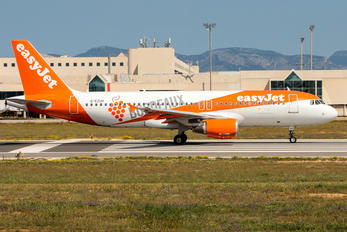 G-EZUH - easyJet Airbus A320