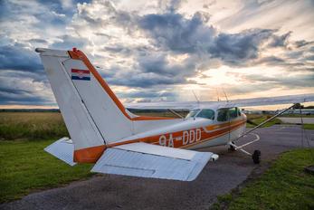 9A-DDD - Private Cessna 172 Skyhawk (all models except RG)