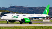 Second Embraer E190 E2 for Wideroe title=