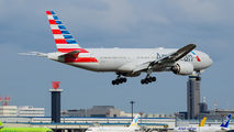 N771AN - American Airlines Boeing 777-200ER aircraft