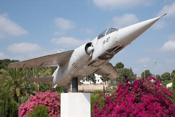 C.14-47 - Spain - Air Force Dassault Mirage F1M