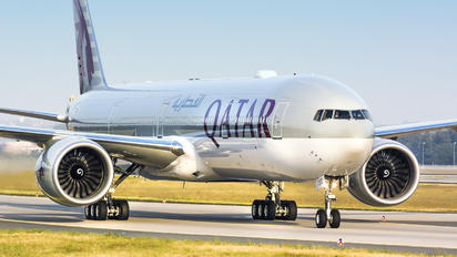 A7-BEQ - Qatar Airways Boeing 777-300