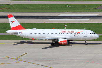 OE-LBY - Austrian Airlines/Arrows/Tyrolean Airbus A320