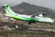 EC-MPI - Binter Canarias ATR 72 (all models) aircraft
