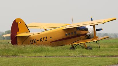 OK-KIJ - Agroair Antonov An-2