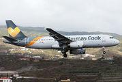 LY-VEL - Thomas Cook Airbus A320 aircraft