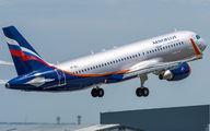 VP-BIJ - Aeroflot Airbus A320 aircraft
