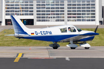 D-EGPM - Private Piper PA-28 Cherokee