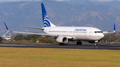 HP-1851CMP - Copa Airlines Boeing 737-800