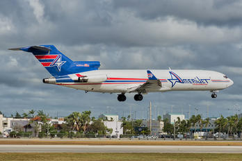 N395AJ - Amerijet International Boeing 727-200F